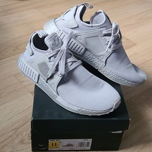 Men's Adidad NMD _XR1 - All gray- size 11